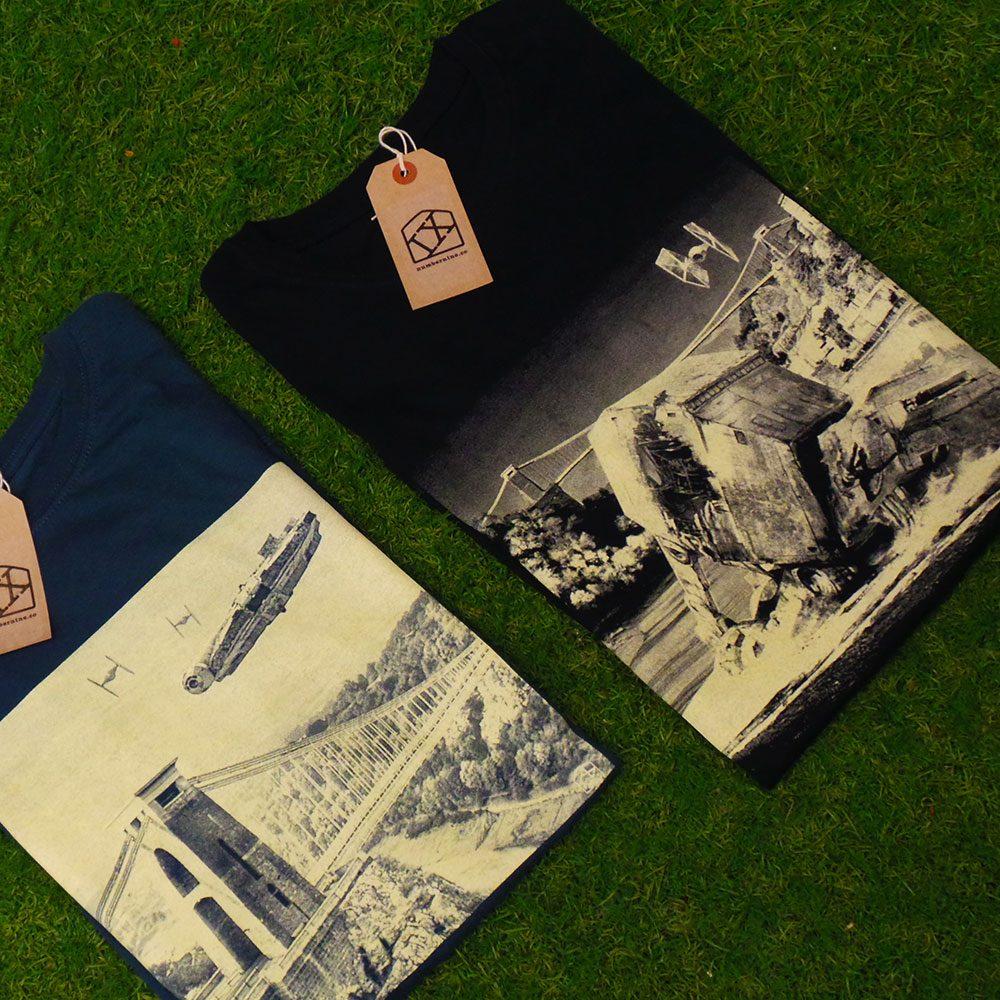 Bristol Star Wars T shirts