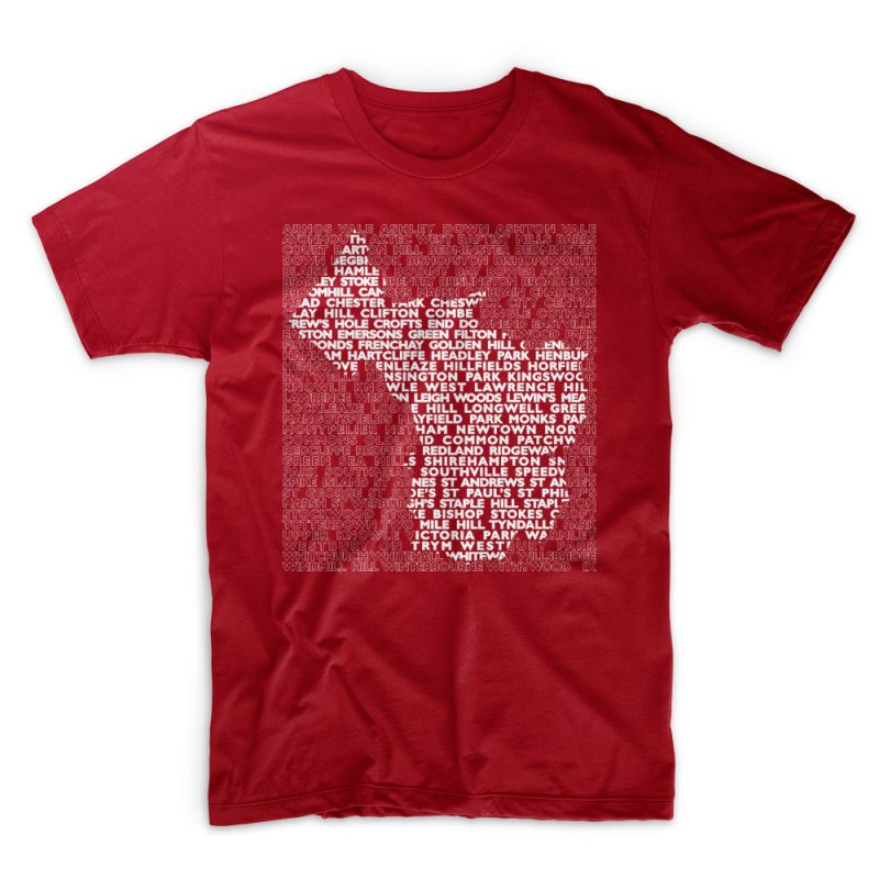 IX Bristol T Shirt - red